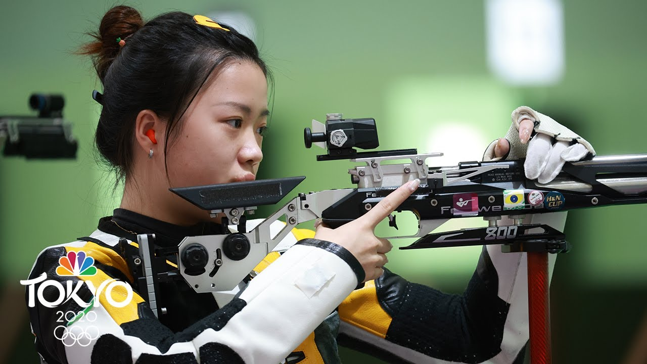 The First Gold Medal Of The Tokyo Olympics Goes To China