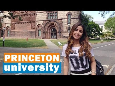 UNIVERSIDADE NOS EUA - Princeton University