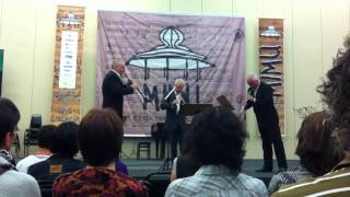 Carlo Yvon - Capriccio for 3 oboes