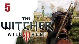 THE WITCHER 3 Gameplay German PC  Deutsch Part 5   Let