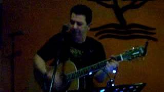 Michael Patrick at Johnny Cash Twisted Covers / Starkville City Jail and Folsom Prison