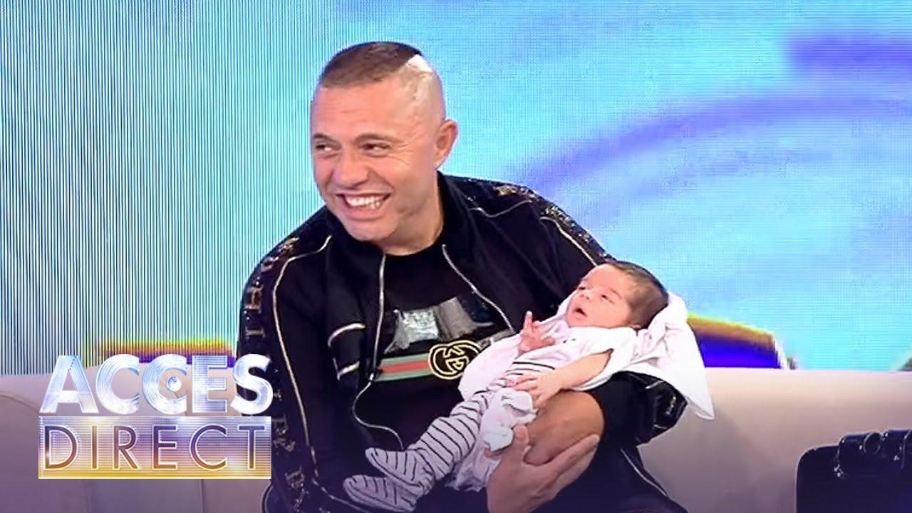 Tensiuni în familia lui Nicolae Guţă! Artistul cere testul de paternitate pentru ultimul fiu