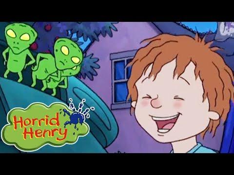 Horrid Henry - Horrid Henry VS Aliens  | Cartoons For Children | Horrid Henry Episodes | HFFE