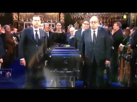 Celine Dion her song, on René his farewell live.
