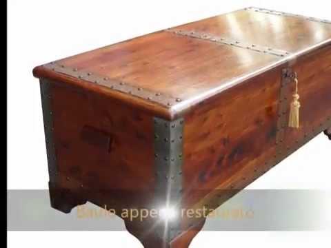Vendita mobili antichi milano vecchio baule di inizio for Svendita mobili milano