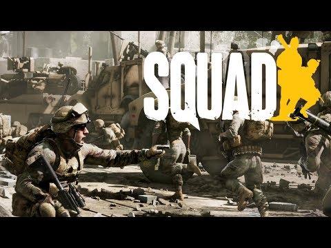 Squad Gameplay -German- Fireteam Leader