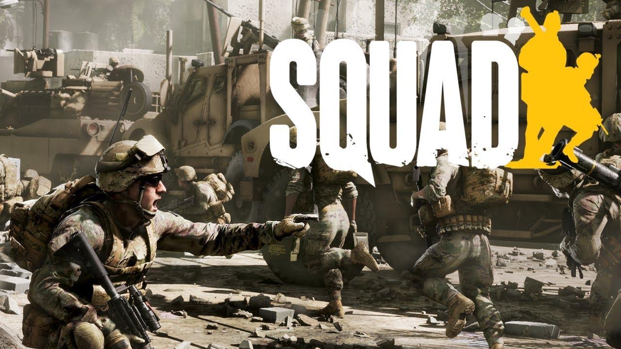 Squad Spiel