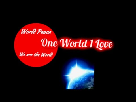 Put a little love in your heart  by: One World 1 Love