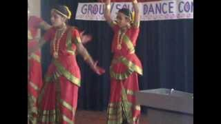 ekdantay vakratunday dance at AMBE SCHOOL