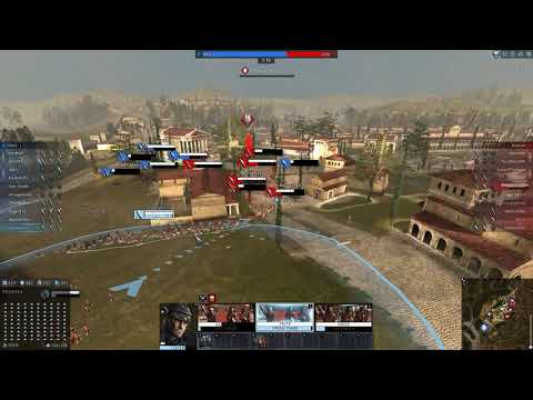 March of the ROMAN LEGIONS  Total War Arena