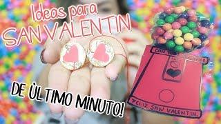 Regalos de último MINUTO! San Valentin ♡ NYA RAWR