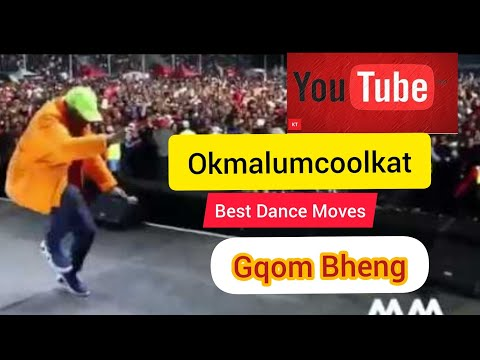Okmalumkoolkat best NEW Durban Bhenga Moves
