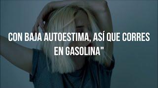 halsey - gasoline // letra en español thumbnail