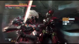 Metal Gear Rising: Monsoon Boss Fight (S Rank) HD