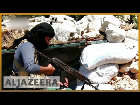 🇸🇾 Syrian forces targeting Homs and Qalamoun near Damascus | Al Jazeera English