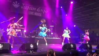 Gacharic Spin @ japan expo paris 2014.