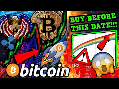 BREAKING! MORE US REGULATION: ALTCOINS IN TROUBLE!?!!! BUY BITCOIN BEFORE THIS DATE!!!