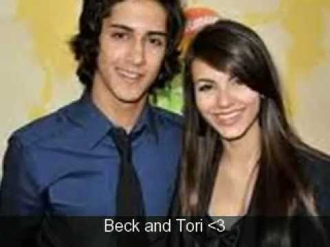 did beck and tori dating in real life