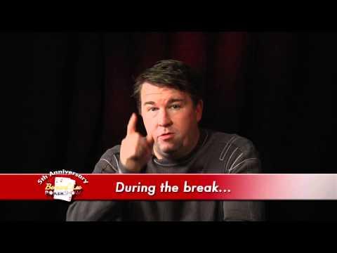 The Bernard Lee Poker Show 5th Anniversary Special: Chris Moneymaker