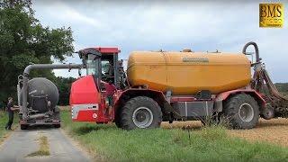 Gülle / Gärreste fahren - Holmer Terra Variant 500 Zunhammer / New Holland / fertilize Germany Truck