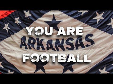 You Are Arkansas Football