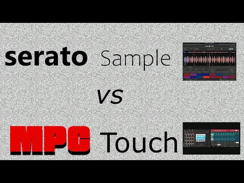 AKAI Software 2.2 & MPC TOUCH review using Waves Plug ins & Serato Sample.
