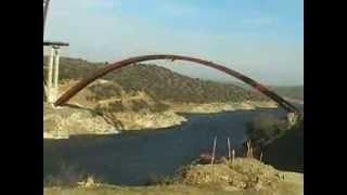 Puente Arcos De Alconétar  Vibración 1