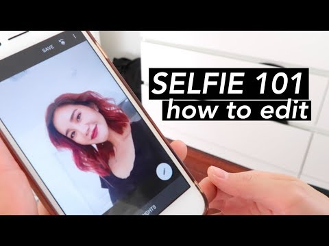 How To Selfie And Edit For Instagram + Shopping For Fenty Beauty