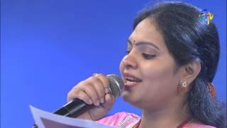 Nannu Dochukunduvate Song | Gopika, Sri Ram Chandra Performance | Swarabhishekam |16th October 2016