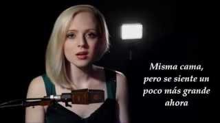 When I was your man (Female Version) - Madilyn Bailey (subtitulado al español)