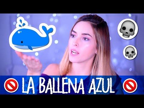 EL JUEGO DE LA BALLENA AZUL + Ballena Blanca #Storytime | Kika Nieto