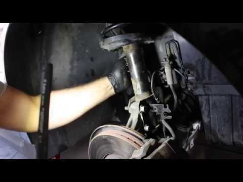 $500 car 2003 Saab 9 3 Linear Front Strut Replacement