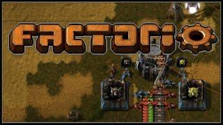 Linear Factorio :: Flying Robot Frames - Episode 11