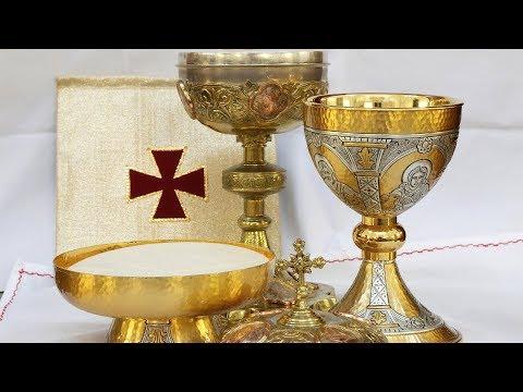 Thánh lễ Chúa Nhật Thứ 19 Mùa Quanh Năm 13/08/2017 dành cho những người không thể đến nhà thờ