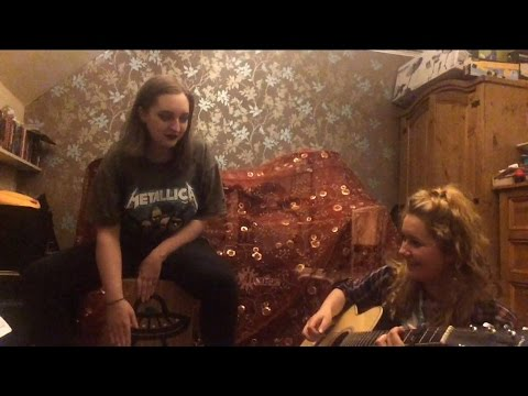 Green Light - Lorde cover (Sav & Sarah)