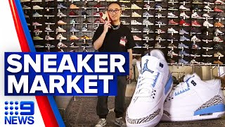 eBay is launching a sneaker authentication program | 9 News Australia