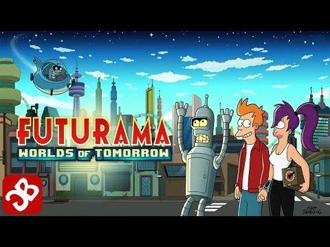 Futurama: Worlds of Tomorrow - iOS/Android - Gameplay Video