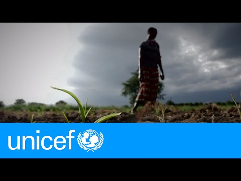 Malawi children caught in middle of climate change effects | UNICEF