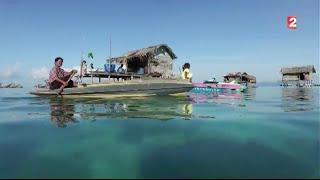 Avec les Bajau, les nomades de la mer