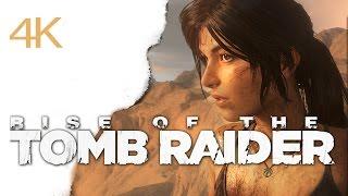 Rise of the Tomb Raider - 4K PC Ultra Gameplay / ASUS Matrix GTX980Ti Platinum