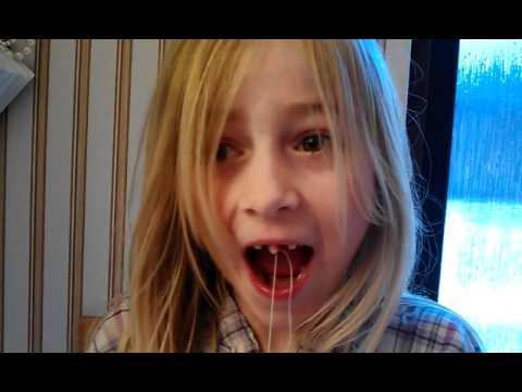 dra en tand