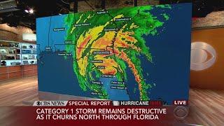 Hurricane Irma Weakens Slightly As It Slams Florida, Moves Toward Georgia