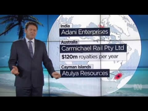 Adani family would receive up $3b in royalties via Cayman Islands tax haven