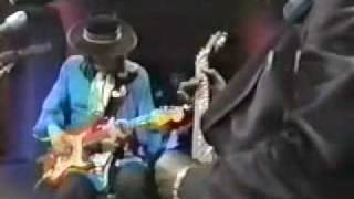 Stevie Ray Vaughan  Albert King -- Ask Me No Questions