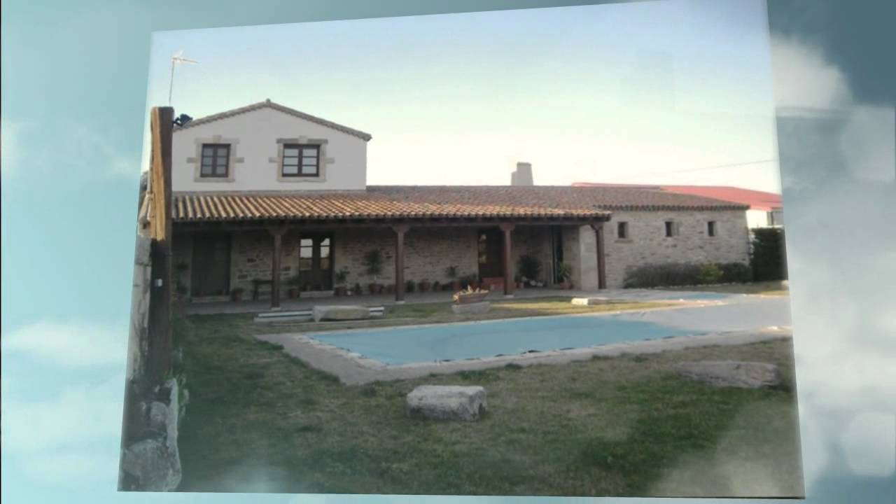 Casas rusticas de piedra youtube for Casa de piedra