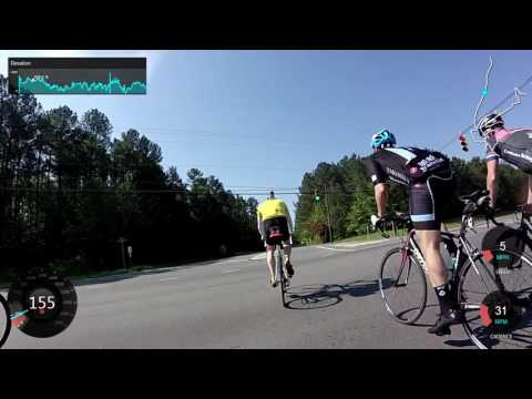 Chapel Hill NC P Ride 4 22 17