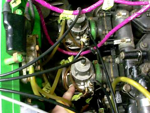 yamaha 650 wiring diagram 1997 club car golf cart 1996 zrt 600 triple carb/ fuel problems - youtube