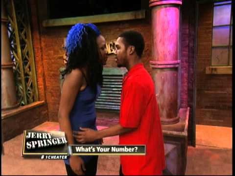 What's Your Number? (The Jerry Springer Show)