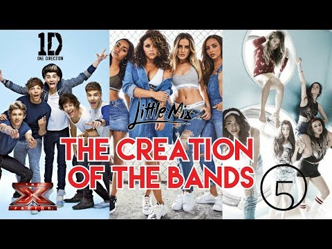 MOST SUCCESSFUL X FACTOR GROUPS BEING PUT TOGETHER!! (One Direction, Little Mix, Fifth Harmony)