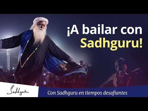 ¡a-bailar-con-sadhguru!-|-sadhguru